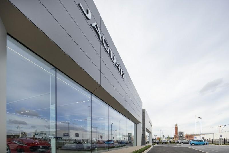 Williams Jaguar Trafford